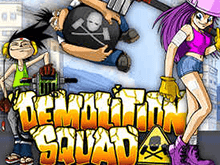 Demolition Squad и вход в казино