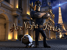 A Night In Paris в клубе Фараон