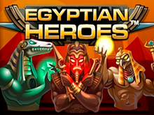 Egyptian Heroes на зеркале Фараон