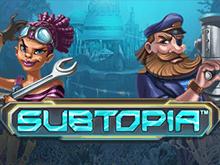 Автомат Subtopia в казино на деньги