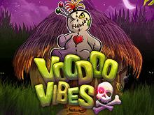 Voodoo Vibes на зеркале Фараон