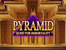 Онлайн-слот Пирамида: Поиски Бессмертия