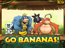 Вперед Бананы на деньги играть онлайн